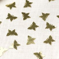 Elegant Butterfly Gold Table Confetti (14g)